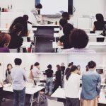 東京iDAカレッジ『雑貨ディスプレイ講座』の模様
